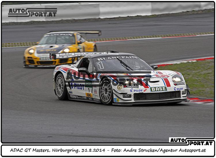 Wirth/Keilwitz siegen im Reifenpoker auf dem Nürburgring - Foto: Andre Strucken / Agentur Autosport.at