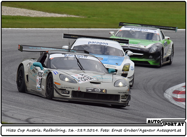 Jürgen Bender, einer von nur mehr zwei Kandidaten auf den Meister-Titel - Foto: Ernst Gruber/ Agentur Autosport.at