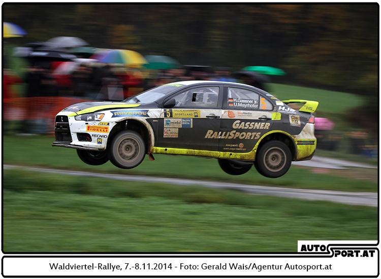 Christian Mrlik: Sieg wie ein Traum - Foto: Gerald Wais/Agentur Autosport.at