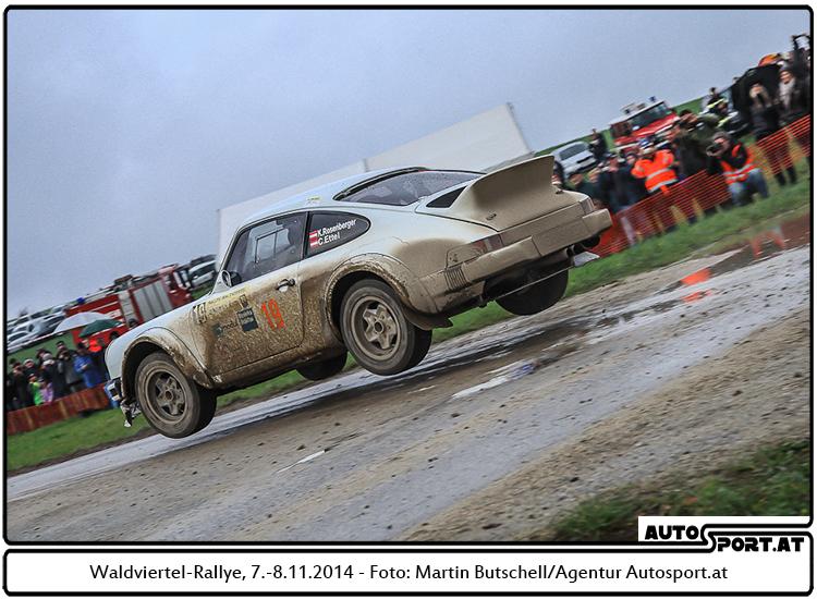 Keine Meisterfeier für Kris Rosenberger im Waldviertel - Foto: Martin Butschell/Agentur Autosport.at
