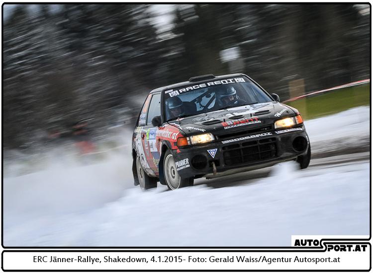 "Simon Wagner nach Jännerrallye-Erfolg:  ""Ich möchte Rallyefahren lernen! - Foto: Gerald Wais/Agentur Autosport.at"