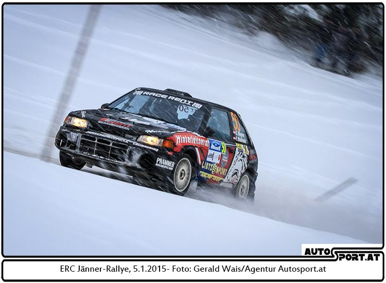 Simon Wagner überrascht im Mühlviertel - Foto: Gerald Wais/Agentur Autosport.at