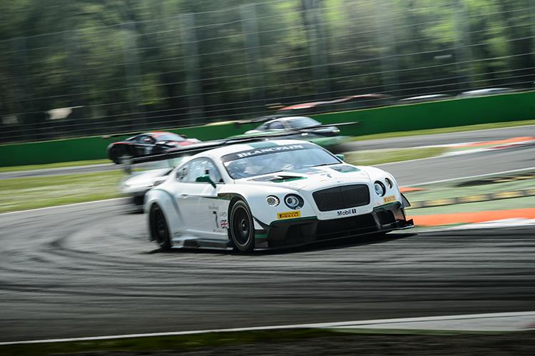 Bentley startet 2015 in der ADAC GT Masters - Foto: Bentley