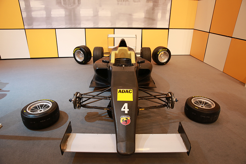 Mit Abarth Turbo-Power in die Zukunft der ADAC Formel 4 - Foto: ADAC Motorsport