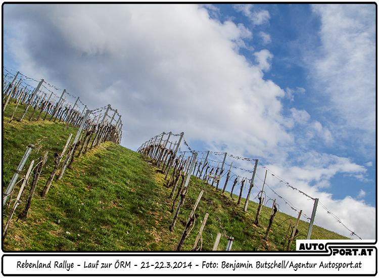 Steigt im Rebenland die Jagd auf Raimund Baumschlager ? - Foto: Benjamin Butschell/Agentur Autosport.at