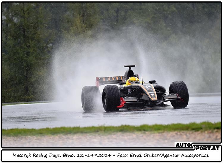 Ebenfalls in Hockenheim zu sehen: Der BOSS GP - Foto: Ernst Gruber/Agentur Autosport.at