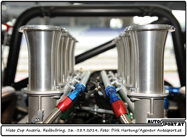 Start in die Saison 2015 für den Histo-Cup - Foto: Dirk Hartung/Agentur Autosport.at