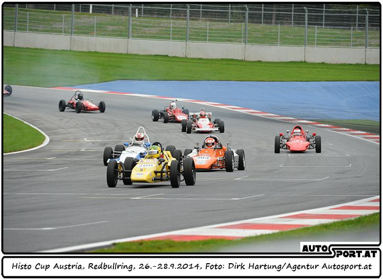 Formel Vau - einst die preisgünstigste Formel-Klasse - Foto: Dirk Hartung/Agentur Autosport.at
