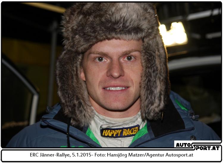Nach Ausfall zum Saisonauftakt ist im Rebenland das Ziel das Ziel für Hermann Neubauer - Foto: Hansjörg Matzer/Agentur Autosport.at