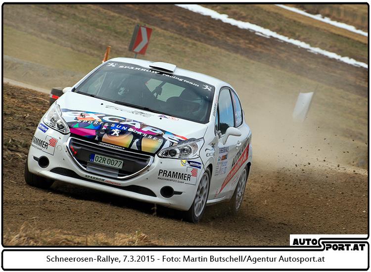 Wagner-Premieren bei Schneerosen-Rallye - Foto: Martin Butschell/Agentur Autosport.at