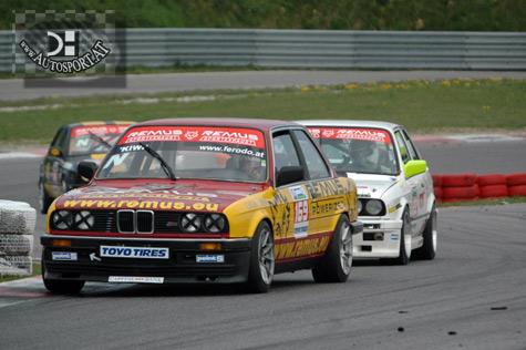 10 Jahre BMW 325 Challenge - Hier auf dem Wachauring 2008 - Foto: Günter Kratzer/Agentur Autosport.at