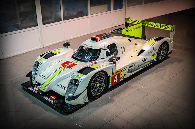 Erstes österreichisches LMP Team enthüllt neues Design - Foto: ByKOLLES Racing