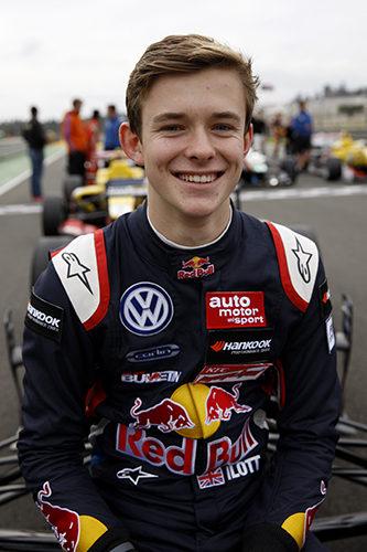 Callum Illitt - Foto: FIA F3/Thomas Suer/ts-photo.de