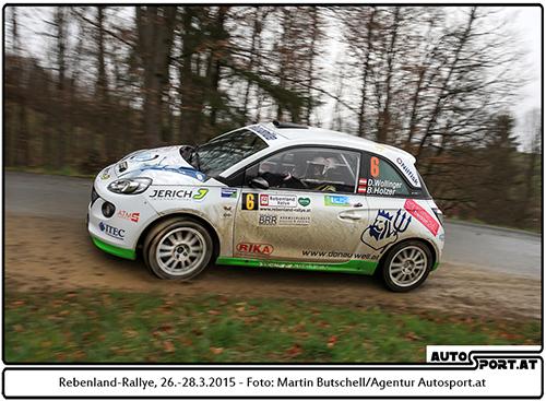 Daniel Wollinger - Foto: Martin Butschell/Agentur Autosport.at