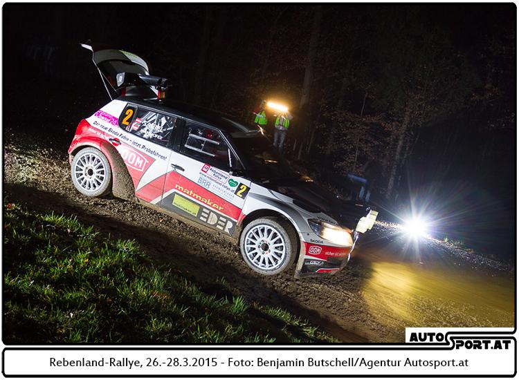 Mario Saibel/Ursula Mayrhofer - Benjamin/Agentur Autosport.at