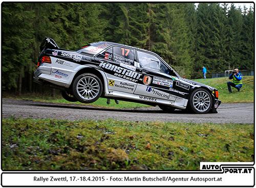 Ende einer Dienstfahrt - Foto: Martin Butschell/Agentur Autosport.at