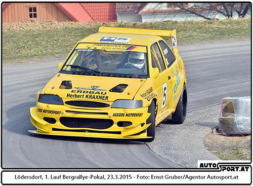 Heimrennen für Ewald Scherr - Foto: Ernst Gruber/Agentur Autosport.at