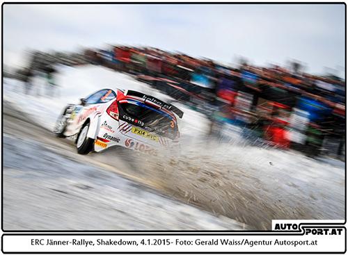 Es scheint als wenn die Rallyefans in Zukunft ohne die Jänner-Rallye auskommen müßten - Foto: Gerad Wais/Agentur Autosport.at