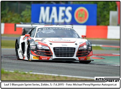Bestes Saisonergebnis für Winkelhock/Mayr-Melnhof - Foto: Michael Perey/Agentur Autosport.at