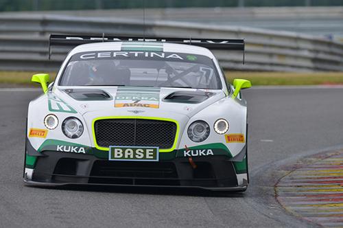 Luca Stolz erkämpft sich seinen zweiten Podiumsplatz in dieser Saison - Foto: Michael Perey/Agentur Autosport.at