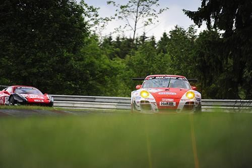 Frikadelli-Racing holt den 200. Porsche-Sieg in der VLN - Foto: Dirk Fuchs/Agentur Autosport.at