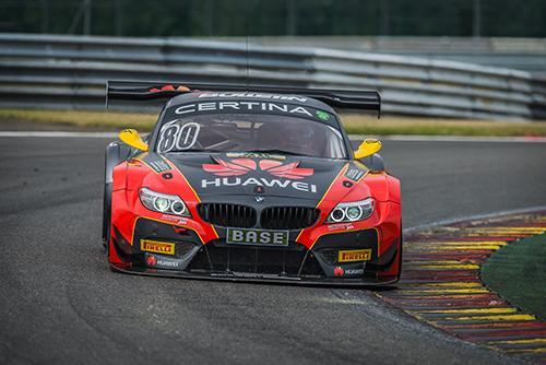BMW-Duo Klingmann/Baumann triumphiert beim ADAC GT Masters in Spa - Foto: Michael Perey/Agentur Autosport.at
