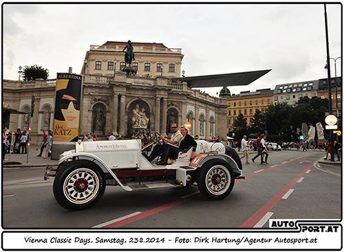 Vienna Classic Days 2014 - Foto: Dirk Hartung