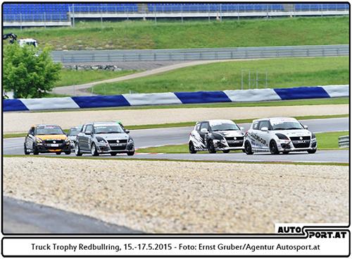 Der Suzuki Cup Europe startet im Rahmen des P9weekends auf dem Salzburgring - Foto: Ernst Gruber/Agentur Autosport.at
