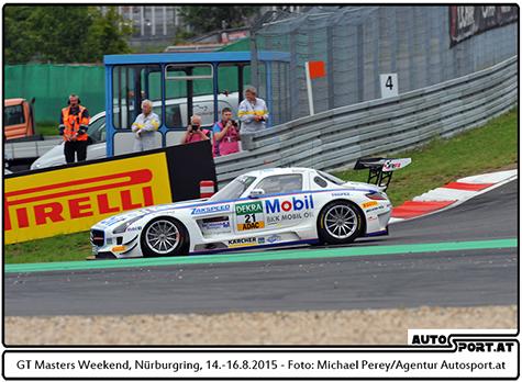 Tabellenführer Ludwig/Asch  - Foto: Michael Perey/Agentur Autosport.at