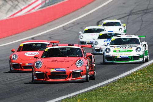 Porsche Sports Cup Media - Foto: Porsche Sports Cup Media