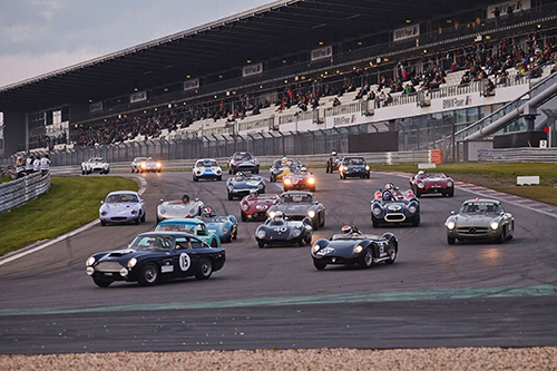 AvD-Oldtimer-Grand-Prix macht 100 Jahre Motorsportgeschichte lebendig - Foto: AvD Oldtimer Grand Prix