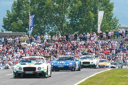 ADAC GT-Masters beendet Sommerpause am Nürburgring - Foto: ADAC Motorsport