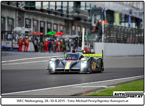 Erster Klassensieg ByKolles in der WEC - Foto: Michael Perey/Agentur Autosport.at