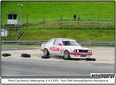 Bosch-Race 2015: BMW 325 Challenge spitzt sich zu - Foto: Dirk Hartung/Agentur Autosport.at