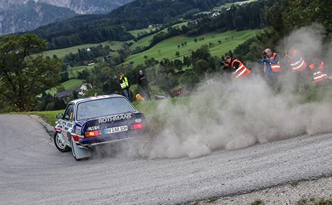 Austrian Rallye Legends 2015 - Foto: Martin Butschell/Agentur Autosport.at