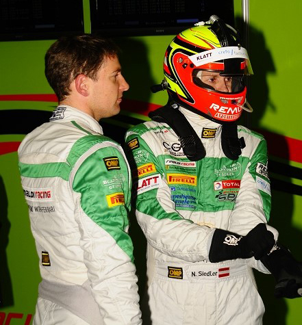 Norbert Siedler - Blancpain Endurance Series Nürburgring 2015 - Foto: Dirk Fuchs/Agentur Autosport.at