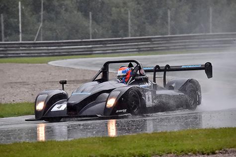 Rutronik Racing SCC bestegt die Regenprüfung auf dem Salzburgring  - Foto: Ernst Gruber/Agentur Autosport.at