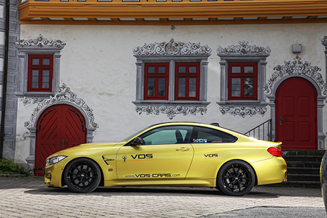 BMW-M4-PROJEKT by VOS - Foto: Jordi Miranda