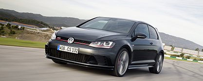 vw golf gti clubsport 40 1
