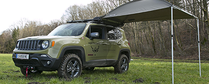 Jeep Renegade Hunter - Foto: Pappas