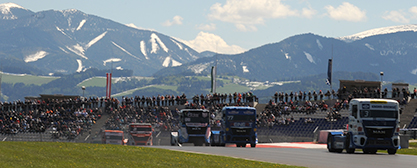 3 Tage Truck Race Trophy auf dem Red Bull Ring - Foto: Dirk Hartung/Agentur autosport.at
