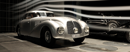 Daimler in Goodwood - Foto: Mercedes Benz