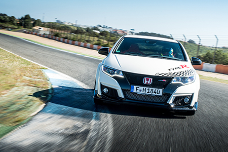 Honda Civic Type R 2<br>Fotos: Honda