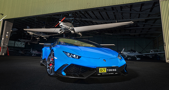 HURACÁN O.CT800 SUPERCHARGED by O.CT TUNING<br>Foto: O.CT Oberscheider Tuning GmbH