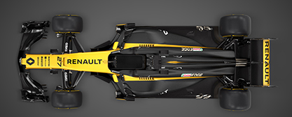 Renault RS217 - Foto: Renault Communications