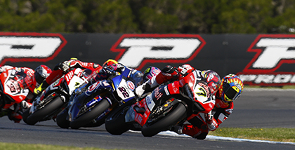 FIM Superbike World Championship Thailand - live auf Servus TV<br>Foto: WorldWSBK