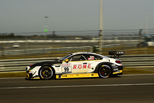 ROWE RACING, Jesse Krohn, Connor De Philippi, BMW M6 GT3
