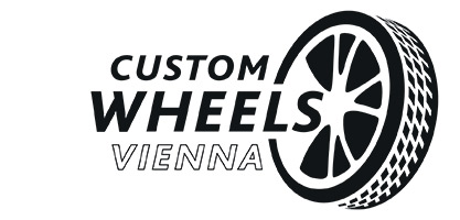 custom wheels vienna logo