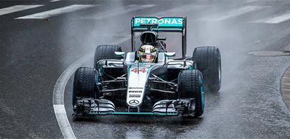 Die Top 3 der Formel 1 Piloten