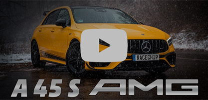 Video - A45 S AMG by RaceChip - Stärkster Turbo-Vierzylinder aller Zeiten